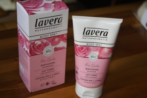 Lavera, Body Spa, Rose Garden Body Lotion