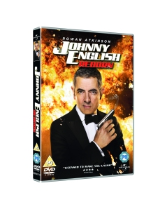 Johnny English Reborn on DVD and Blue-ray