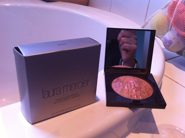 A great bronzer from Laura Mercier