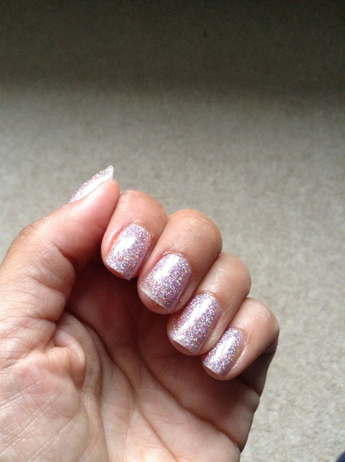 Models Own, Seche Vite and OPI Nail Envy