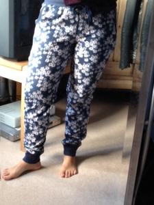 Next Cuff Fleece PJs